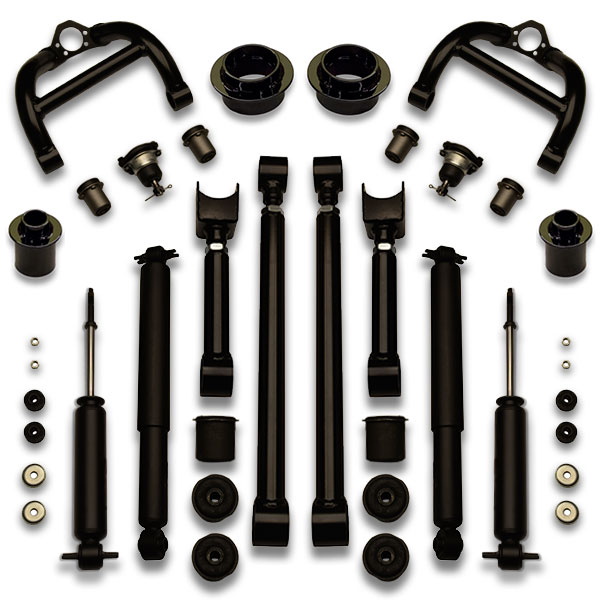 73-77 GM A BODY 3″ TO 10″ CAR LIFT KIT FOR CUTLASS, CHEVELLE & MORE