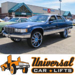 1984, 1985, 1986, 1987, 1988, 1990, and 1992 cadillac fleetwood lift kit for sale to fit lifta brand new wheels.