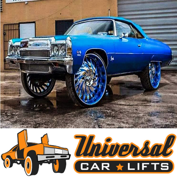 Review Of Universal Car Lifts Caprice Donk Lift Kit For 22s 24s 26s