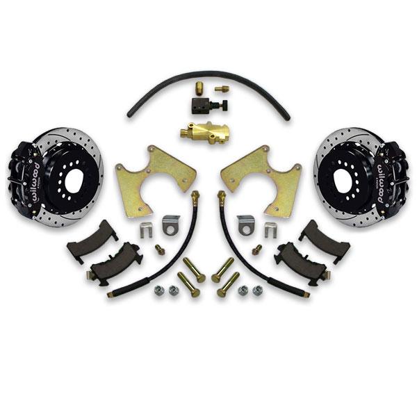 Cutlass, Monte Carlo, Skylark, SS, GTO, Ventura, Grand Am and Prix big brake conversion kit. 1966, 1965, 1964, 1967 or 1972 fitment options.