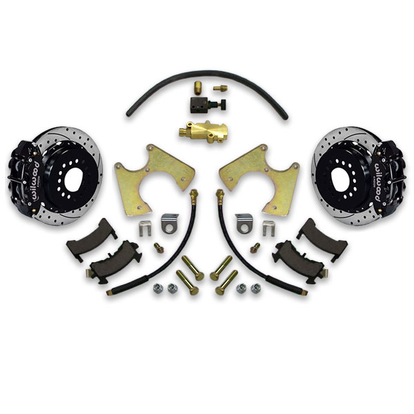 Crossdrilled rotors for a chevy Monte Carlo, Buick Century, Oldsmobile Cutlass or Pontiac Grand Prix. How to install is easy with included installation manual.