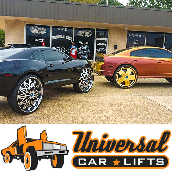 05 11 Chrysler 300c Dodge Charger Challenger Magnum 3 Quot Complete Lift Kit Rim Fitment