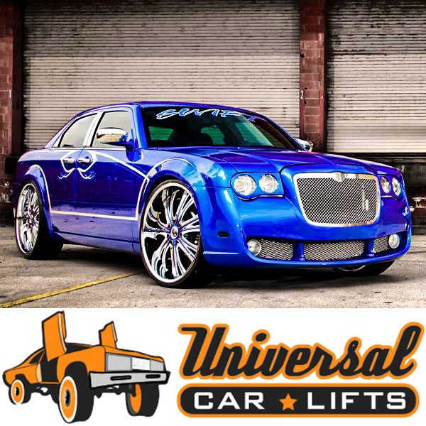 05 11 Extended Spindles For Magnum Charger 300c Challenger Rwd