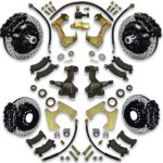 Brake upgrade kit for Cutlass, Monte Carlo, Tempest, Lemans, Grand Am and Prix. Years 1969, 1970, 1971, 1972 and 1968 fitment.