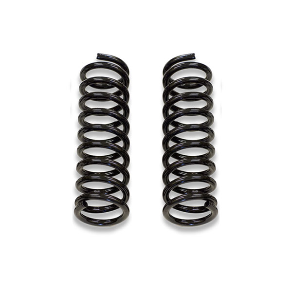Front coil lift springs for 74, 75, and 76 chevy a body including Cutlass, Monte Carlo, Chevelle, Regal and more.