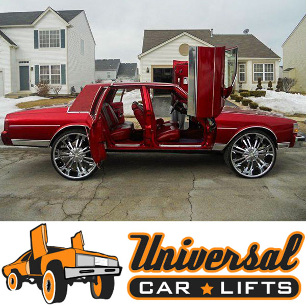 4 door box chevy caprice lambo door kit bolt on installation guide. & UNIVERSAL SUICIDE DOOR HINGE KIT FRONT OR REAR HEAVY DUTY - Rim ... Pezcame.Com