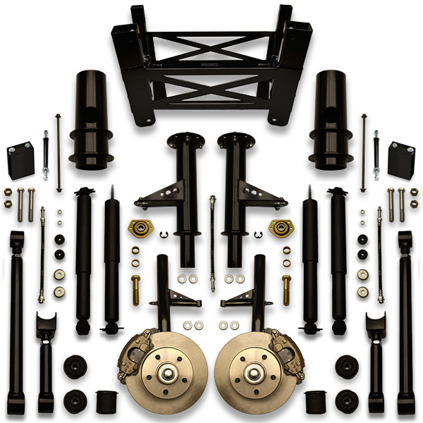 Donk lifta brand new kit for 30's or 32's on a Caprice, Impala, LeSabre, Bonneville, Catalina, Grandville and Parisienne.