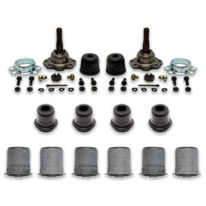 64-72 GM A BODY BUSHINGS & BALL JOINTS MALIBU CUTLASS MONTE