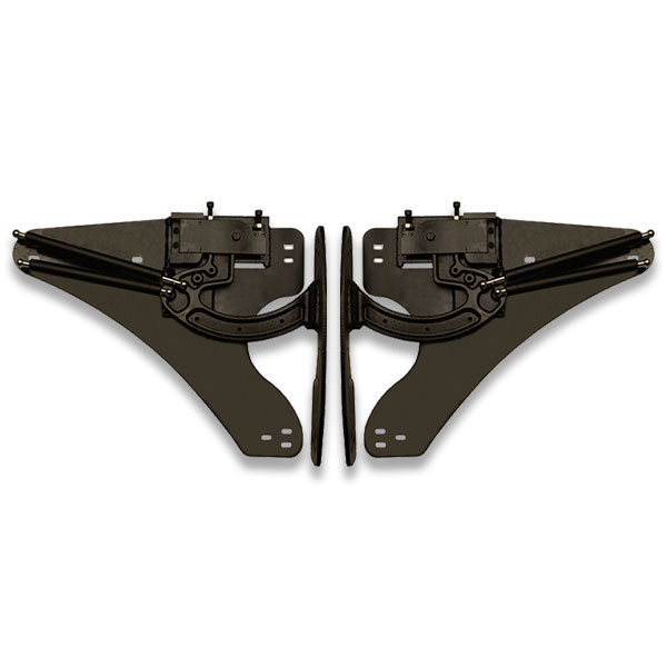 Installation instructions are included with this Crown Victoria lamborghini door kit for scissor like 90 degree action.