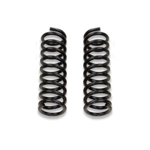 Chevy Nova lift springs for Skylark and Omega too. Extended length design for lifted cars.