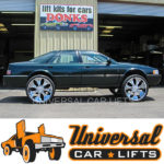 Cadillac Deville lift kit for years 96, 97 and 98. Eldorado, Seville, STS and oldsmobile tornado also fit.