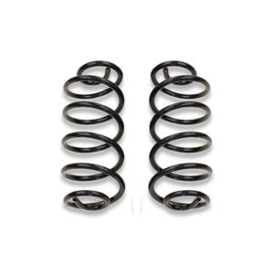 Rear lifted Camaro springs for raked or raised look. Fits 1982-1992 f body chevy platform including Firebird and Trans Am.
