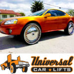 Chevy Impala lift kit for 2004, 2005, 2006, 2007, 2008, 2009, 2010, 2011, 2012 or 2013 model year cars.
