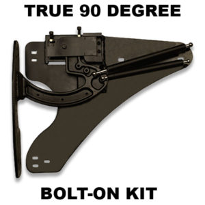 90 degree bolt on vertical door kit for lambo look on Crown Victoria, Marquis, and town car.