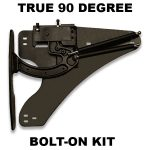 Install lambo door kit on your Cutlass years 1978, 1979, 1980, 1981, 1982, 1983, 1984, 1985, 1986 or newer vehicle.