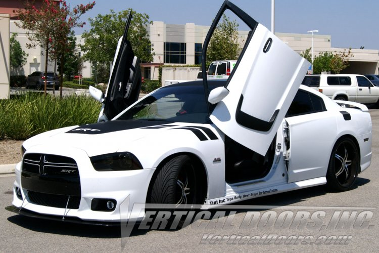 Exceptionnel Dodge Charger SRT 8 Vertical Door Hinges Installation Kit. Bolt On Lambo  Doors Kit Fits
