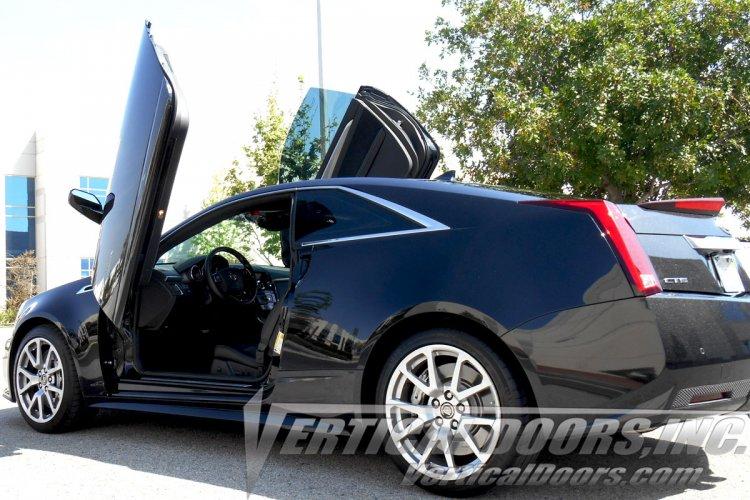 08 14 Cadillac Cts 2dr Vertical Doors Lambo Kit Bolt On Vdi