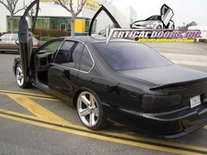 6060 CHEVY IMPALACAPRICE VERTICAL DOORS LAMBO KIT BOLT ON VDI Delectable Chevy Impala Bolt Pattern