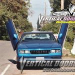 Bolt on vdi vertical door installation kit for 79, 80, 81, 82, 83, 84, 85, 86, 87 and 88 Chevrolet Monte Carlo.