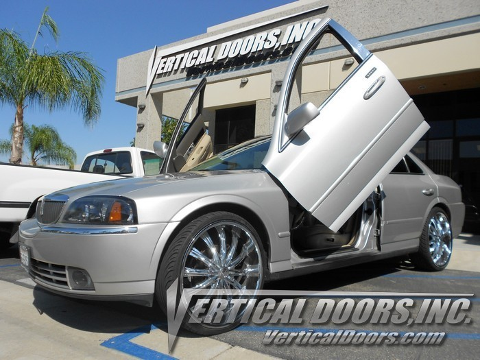 00-06 Lincoln LS vertical door lift kit. Bolt on lambo doors fits 2000 & 00-06 LINCOLN LS VERTICAL DOORS LAMBO KIT BOLT ON VDI - Rim Fitment ...