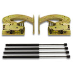 How to weld lambo door kit instructions included with this 90 degree hinge kit from UCL.