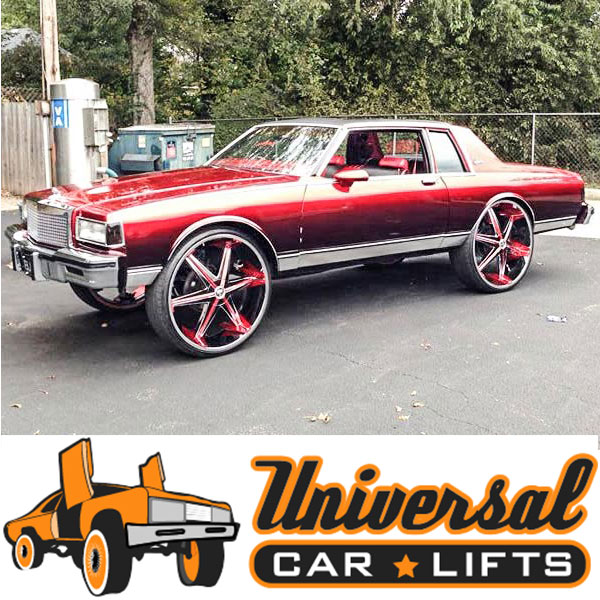 Customer Pictures Of Lifted 77 90 Chevy Box Caprice