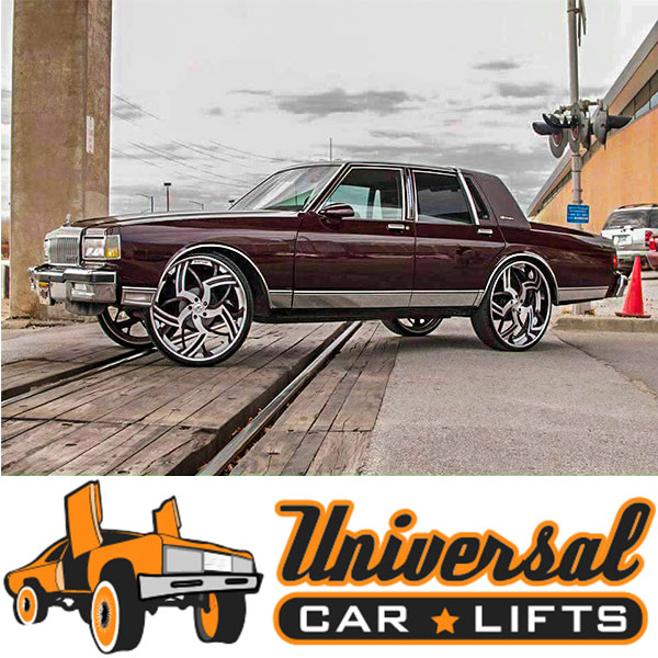 Details about Caprice extended trailing arms 71-96 Impala Donk lift Chevy  Box adjustable