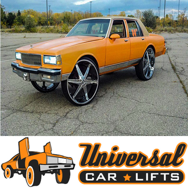 Customer Pictures of Lifted 77-90 Chevy Box Caprice, Impala