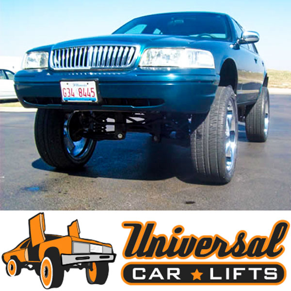 Lincoln Town Car Lift Kit 06 11 Crown Vic Marquis Donk Suspension 24