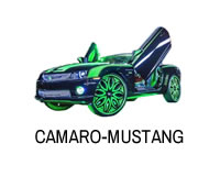 Shop for Camaro and Mustang lift kits.