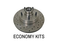Shop cheap low cost brake upgrade kits for cars.