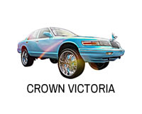 Shop crown victoria lambo door kits bolt on that include town car and marquis.