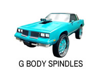 Shop for G body lift spindles.