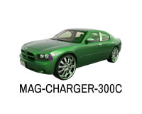 Shop adjustable control arms and trailing for Magnum, Charger and 300c lifted cars.