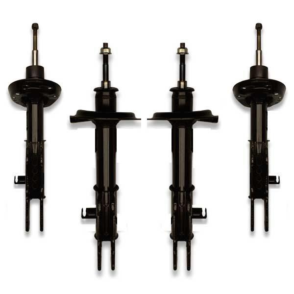 2000 and 2001 Nissan Altima lift kit struts for big diameter rims.