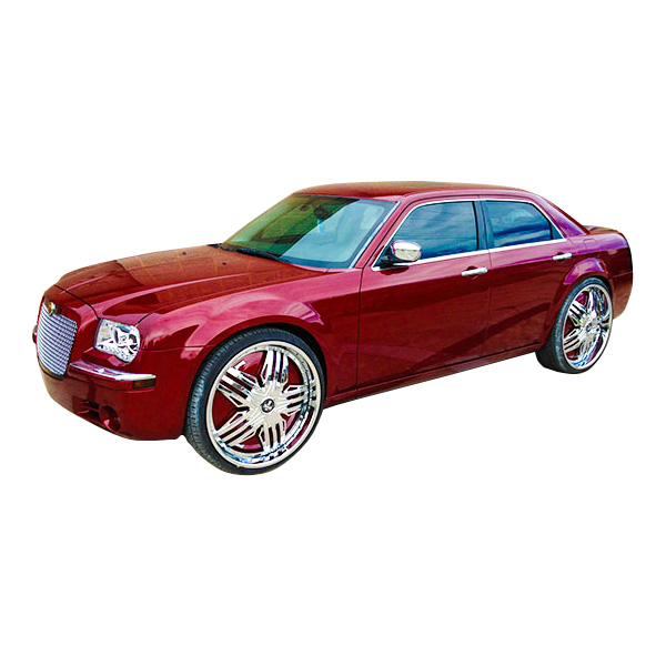 """2012 Chrysler 300 3 inch Lift Kit fit 22/"""" 24/"""" Rims comes complete front and rear"""
