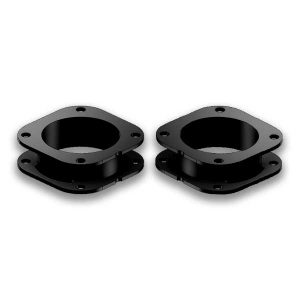 strut spacer that goes between the strut top and car to give ground clearance for Mazda 626 & RX7